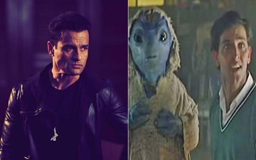 Rohit Roy's Friend Spotted A UFO Last Evening; Fans Crack Jadu Jokes, 'Ask Hrithik Roshan, He Would Know'