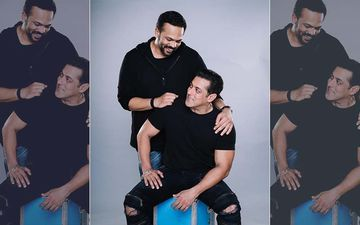 Is Salman Khan Joining Rohit Shetty's Cop-Verse?Director's Latest Message DROPS A Major Hint