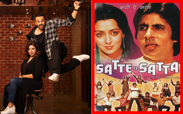 Rohit Shetty And Farah Khan To Remake Amitabh Bachchan's Superhit Satte Pe Satta?