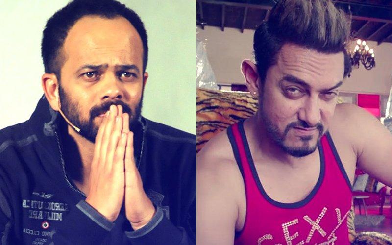 Is Rohit Shetty SCARED Of Aamir Khan's Secret Superstar? Golmaal Again Is My COSTLIEST Film, He Says