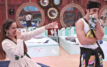 Ex-Bigg Boss Contestant Rohit Suchanti's Unconventional Birthday Wish For 'Best Friend' Srishty Rode; Calls Her Mental And A Psychopath