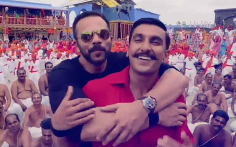 Bahut Kharcha Kar Raha Hu Tere Pe: Rohit Shetty To Ranveer Singh. But What Is The Director Spending On...