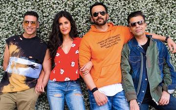 रोहित शेट्टी की फिल्म 'सूर्यवंशी' में फिर साथ आएंगे अक्षय-कैटरीना, इस दिन होगी शूटिंग शुरू