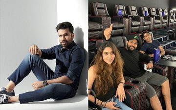 After Unfollowing Anushka Sharma And Virat Kohli On Instagram, Rohit Sharma Heads Out To Watch Simba Roar