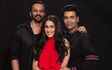 रोहित शेट्टी व्यावसायिक सिनेमा के बादशाह : सारा अली खान