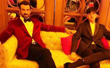 Ronit Roy Blasts Amazon For Sending A Blank Piece Of Paper And No Gaming Disc In The PS4 Package For His Son