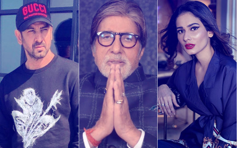Amitabh Bachchan Tests Positive For Covid-19: TV Celebs Ronit Roy, Vikas Guppta, Rohan Mehra, Aneri Vajani Send In Wishes
