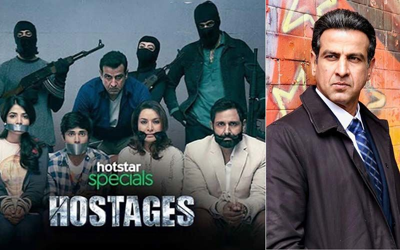 Ronit Roy Continues Shooting For Hostages In Spite Of Undergoing 17 Stitches