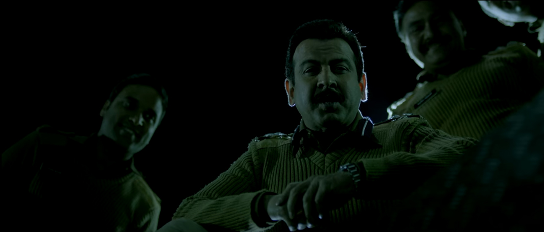 ronit roy in lucknow central
