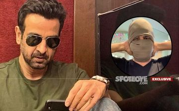 Ronit Roy's T-Shirt Mask VIRAL Video: Actor Reveals How He Came Up With The Idea- EXCLUSIVE