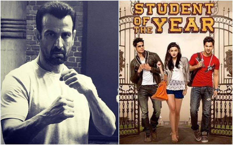 Ronit Roy Regrets Taking Up Karan Johar's Student Of The Year Instead Of THIS Hollywood Film, 'I Do Regret'