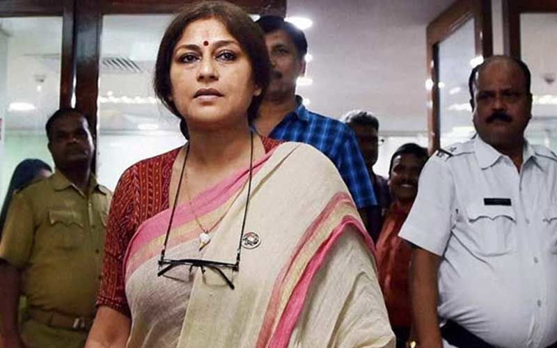 """Barfi Actress Roopa Ganguly's Son Sent To Police Custody After Car Accident; """"No Favours Please,"""" Tweets Actress"""