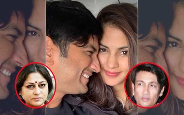 Sushant Singh Rajput's Father Files FIR Against Rhea Chakraborty: Shekhar Suman And BJP MP Roopa Ganguly Are Happy With The Development
