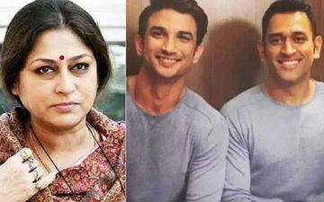 BJP MP Roopa Ganguly Wishes MS Dhoni, Also Remembers Sushant Singh Rajput: 'Actor Who Portrayed His Character Isn't Here To Witness It'