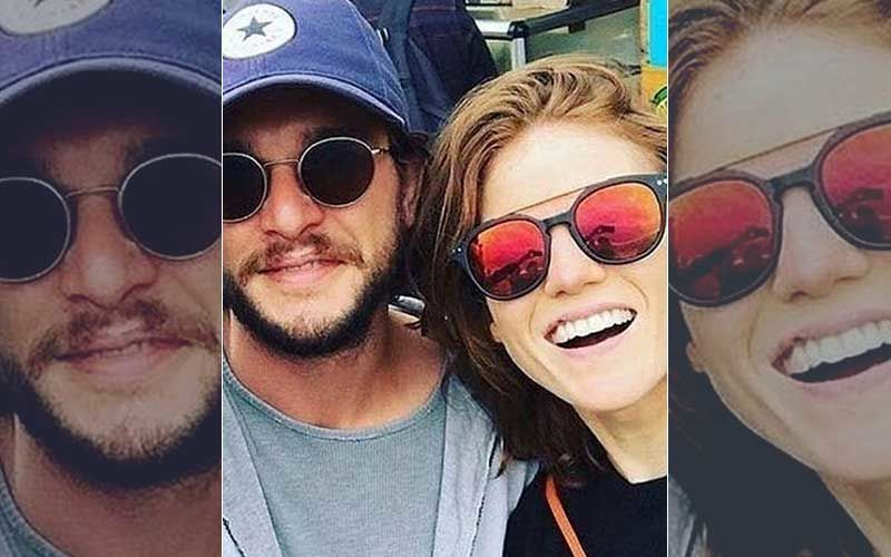 Game Of Thrones Couple Kit Harington And Rose Leslie Welcome Baby Boy; Get Photographed With Their Newborn