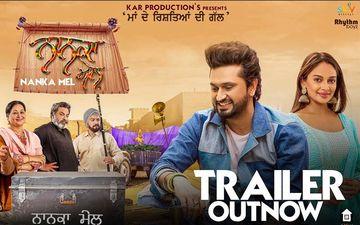 Rosshan Prince And Rubina Bajwa Starrer 'Nanka Mel' Trailer Is Out Now
