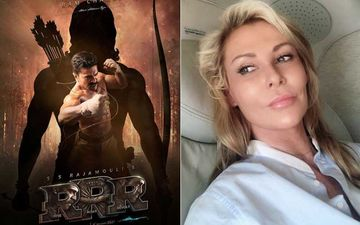 RRR: Did Irish Actor Alison Doody Mistakenly Announce NTR Jr And Ram Charan Starrer's Release Date? Twitter Claims So