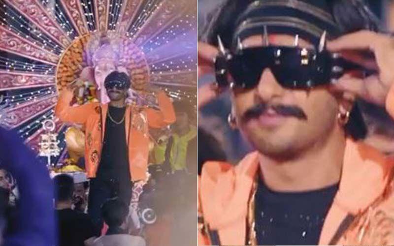Ranveer Singh's Ganpati Dance At IIFA 2019 Is Unmissable; Fans Ask 'Bhai Kahaa Se Laate Ho Itni Energy'