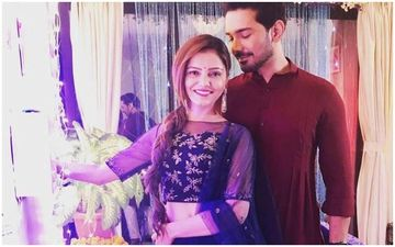 Bigg Boss 14 Winner Rubina Dilaik Gets A GRAND Welcome From Hubby Abhinav Shukla As She Returns Home With The Trophy- PIC INSIDE