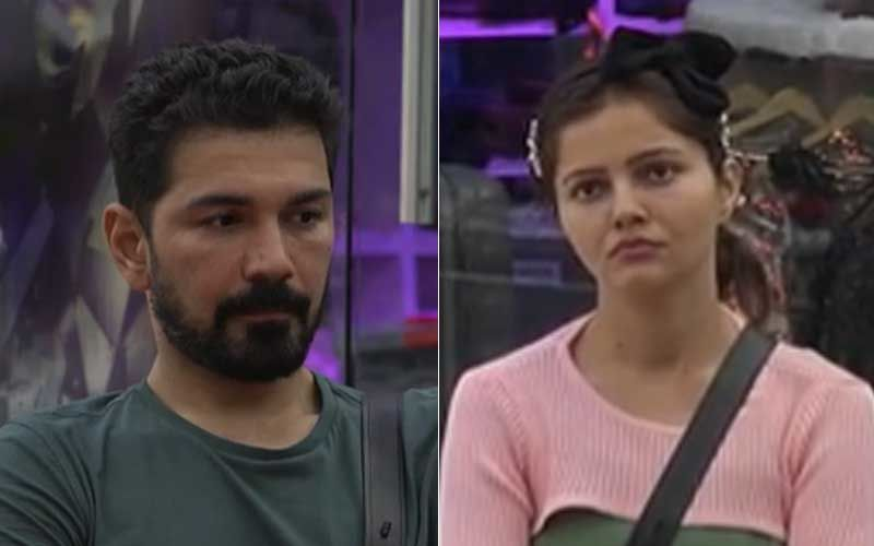 Bigg Boss 14: Abhinav Shukla And Rubina Dilaik In A Tricky Situation; Actor Asked To Give Up His Immunity To Get Wife Inside The House