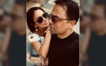 Rubina Bajwa And Gurbaksh Singh Chahal Shows Love In Adorable Selfie