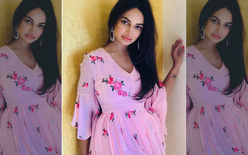 Rubina Bajwa Gives Summer Fashion Goals With Her Pink Hue Dress-SEE PIC