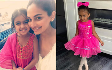 Rubina Bajwa Shares Adorable Pictures Of Niece Aanaya To Wish Her 'Happy Birthday'