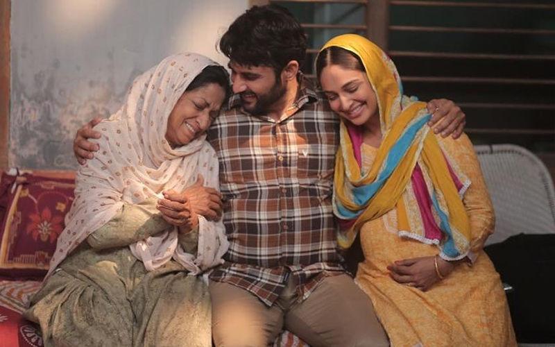 Rubina Bajwa Shares Beautiful Pictures From Her Upcoming Film 'Munda Hi Chahida'- SEE PICS