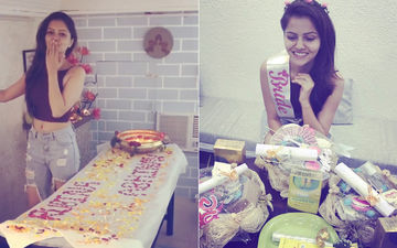 Pics: Bride-To-Be Rubina Dilaik Pampers Herself At A Spa!