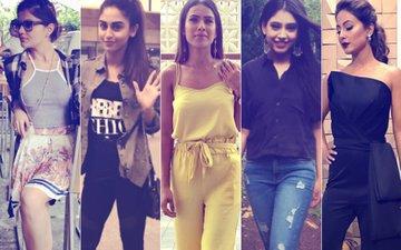 BEST DRESSED & WORST DRESSED: Rubina Dilaik, Krystle D'souza, Nia Sharma, Niti Taylor Or Hina Khan?