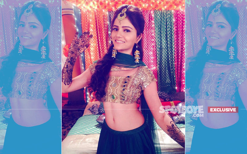 Want To Know Bride-To-Be Rubina Dilaik's Wedding Lehenga Colour?