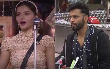 Bigg Boss 14: Throwback To Rubina Dilaik And Rahul Vaidya's Constant Fights That Made Them The Enemies Of The Season