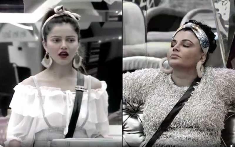 Bigg Boss 14: Rubina Dilaik And Rakhi Sawant Get Into An Argument Over Cooking; Sawant Screams, 'Jagdhe Karne Ka Bahana Mere Se Mat Dundho'