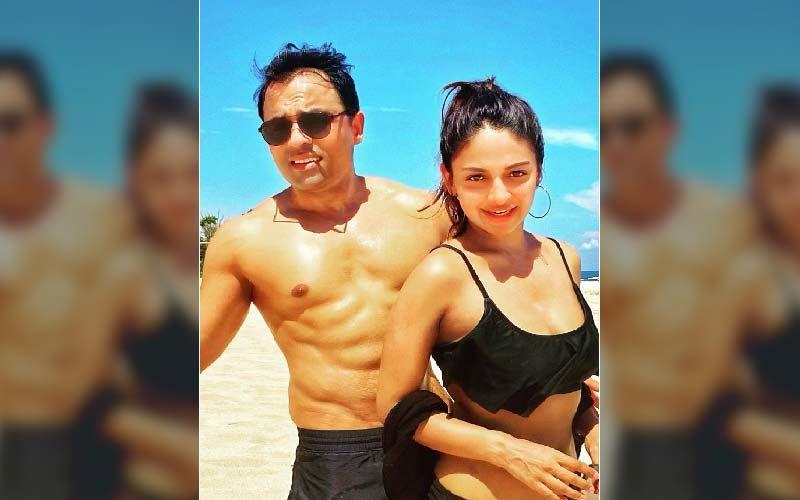 Rubina Bajwa And Gurbaksh Singh Chahal Are Water Babies; Their SMOKIN' Bali Pics Are Proof