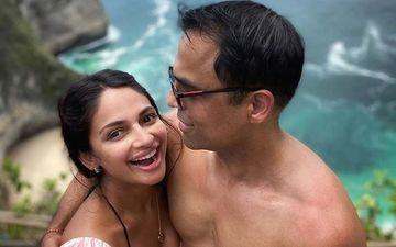 Rubina Bajwa Celebrates Birthday With Beau Gurbaksh Chahal, Shares Pics From Romantic Dinner