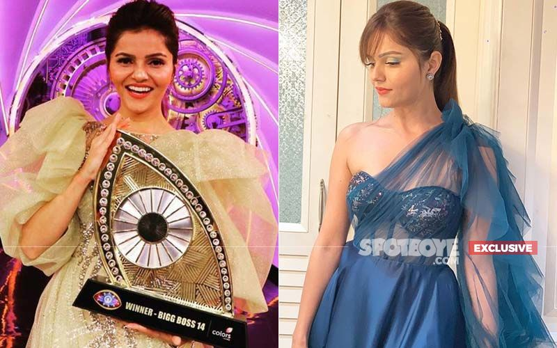 Rubina Dilaik On The Virtual Sale Of Her Bigg Boss 14 Gown To Support LGBTQIA+: 'Decided To Auction My Entry And Finale Gown The Day I Won The Show'- EXCLUSIVE