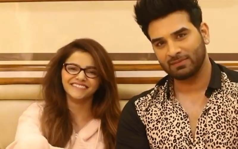 Bigg Boss 14's Rubina Dilaik And Paras Chhabra Ask Fans To Guess The Name Of Their Upcoming Music Video; Fans Already Have A Clue- WATCH