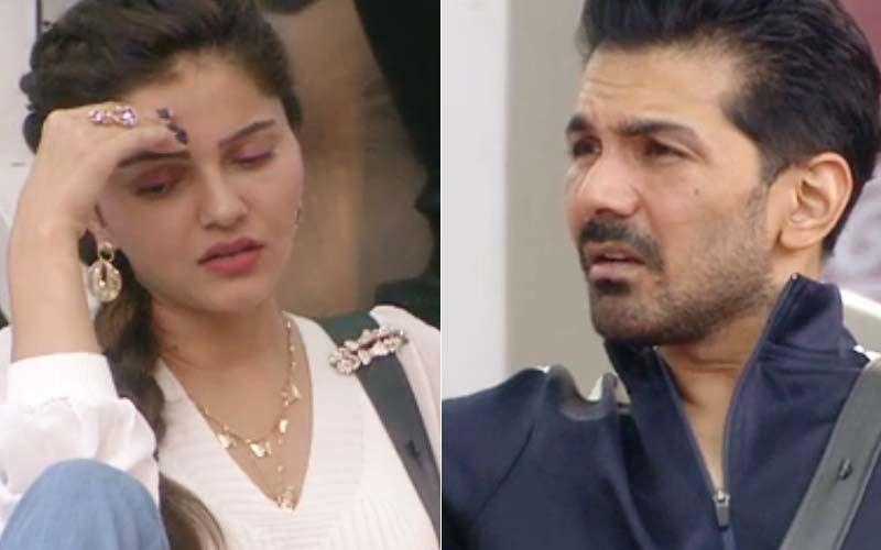 Bigg Boss 14: New Task Causing A Rift Between Rubina Dilaik- Abhinav Shukla? Latter Gets Irritated, Says 'It's So Difficult To Talk To You'