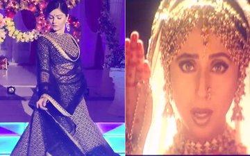 Must Watch: Rubina Dilaik Recreats Urmila Matondkar's 'Sabki Baaratein Aayi'