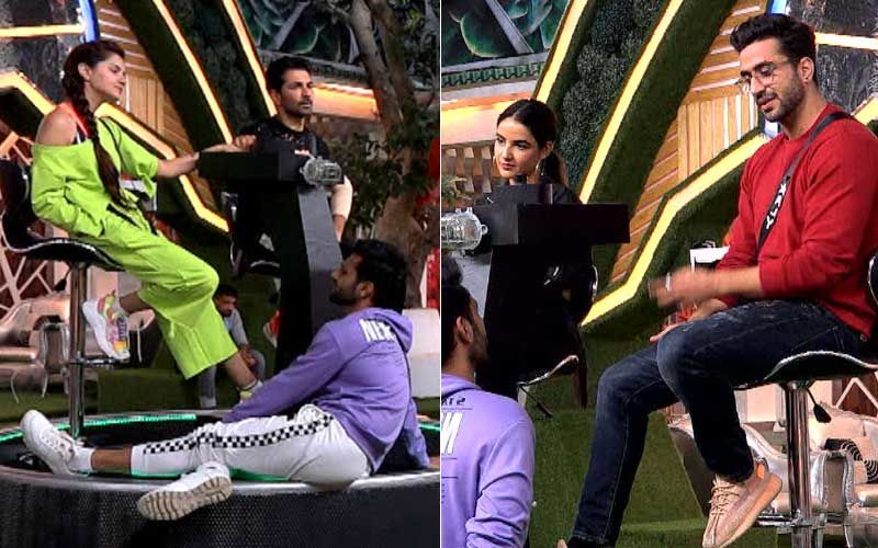 Bigg Boss 14 Day 52 SPOILER ALERT: Rubina Dilaik-Abhinav Shukla Face Contestants' Theekhe Sawaal; Contestants Grilled One By One