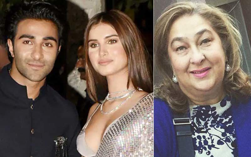 Aadar Jain-Tara Sutaria's Romance Gets Approval From Rima Jain, 'We Love Anybody Our Son Loves'