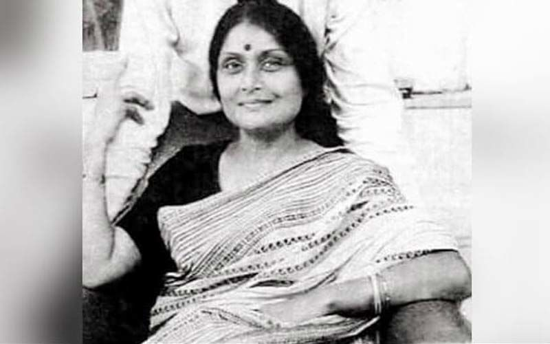 Ruma Guha Thakurta, Kishore Kumar's First Wife Passes Away At 84