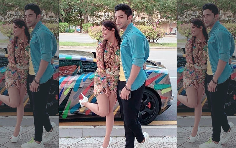 Rumoured Lovebirds Rohit Suchanti And Srishty Rode To Star In A Music Video Together