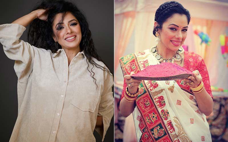 Anupamaa Actress Rupali Ganguly Sheds Her Onscreen Sanskari Image, Actress Reveals The Reason Behind It