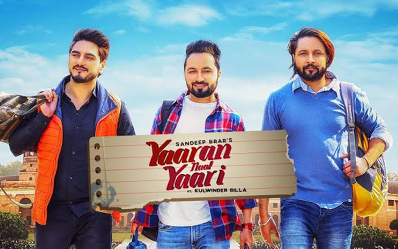 Sandeep Brar Ft. Kulwinder Billa's Latest Song 'Yaaran Nal Yaari' Will Make You Feel Nostalgic