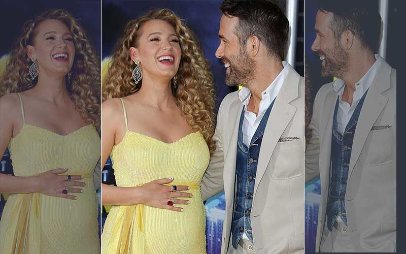 Proud Parents Once Again; Blake Lively And Ryan Reynolds Welcome Baby No 3