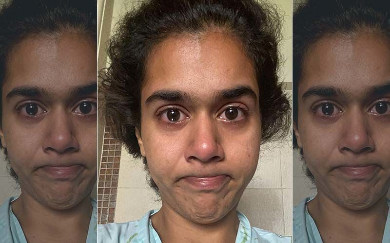 Masaba Masaba Actress Rytasha Rathore Posts A Picture Of Her 'Puffed Up Weepy Face' After She Has A Meltdown; Urges People To 'Just Keep Swimming'