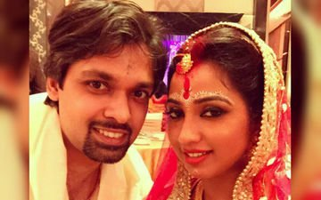 Shreya Ghoshal Ties The Knot