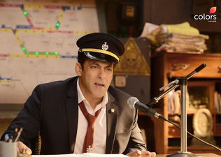Bigg Boss 13 First Poster: Salman Khan As A Railway Station Master Is All Set To Flag Off The New Season
