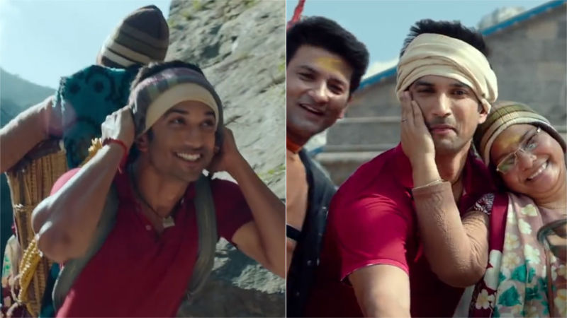 Kedarnath Song Namo Namo: Sara Ali Khan-Sushant Singh Nail It